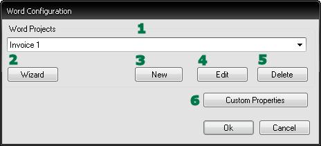Word Configuration
